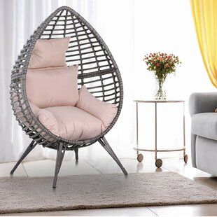 Forney Garden Chair With Cushion By Bay Isle Home