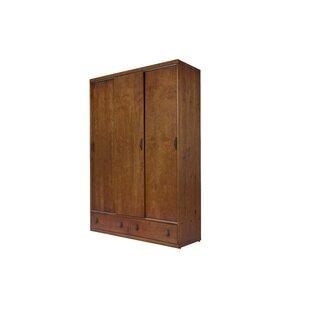 Espada 3 Door Sliding Wardrobe By Union Rustic