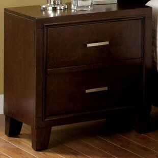 Leeanna 2 Drawer Nightstand by Darby Home Co