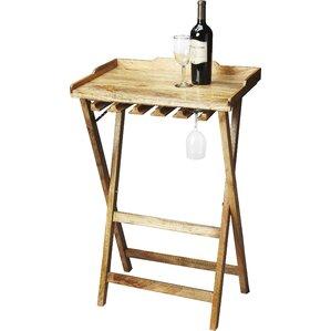 Bon Terra Floor Wine Glass Rack by Loon Peak