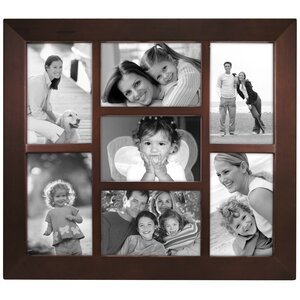 7 Opening Collage Hanging Picture Frame