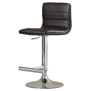 Urban Unity Motivo Adjustable Height Swivel Bar Stool