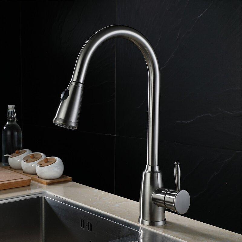 Single Handle Kitchen Bathroom Faucet