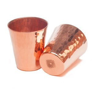 Sharpshooter 2 oz. Copper Shot Glass (Set of 2)