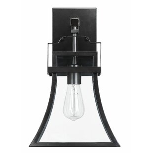 Gracie Oaks Kaniel LED Outdoor Wall Lantern