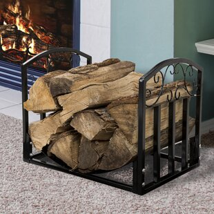 Log Rack By Pure Garden