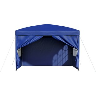 Georgeanna 3m X 3m Steel Pop Up Gazebo By Sol 72 Outdoor
