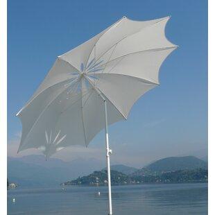 Petal 2.4m Beach Parasol By Sol 72 Outdoor