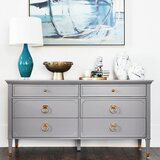 70 Wide 6 Drawer Sideboard by Worlds Away
