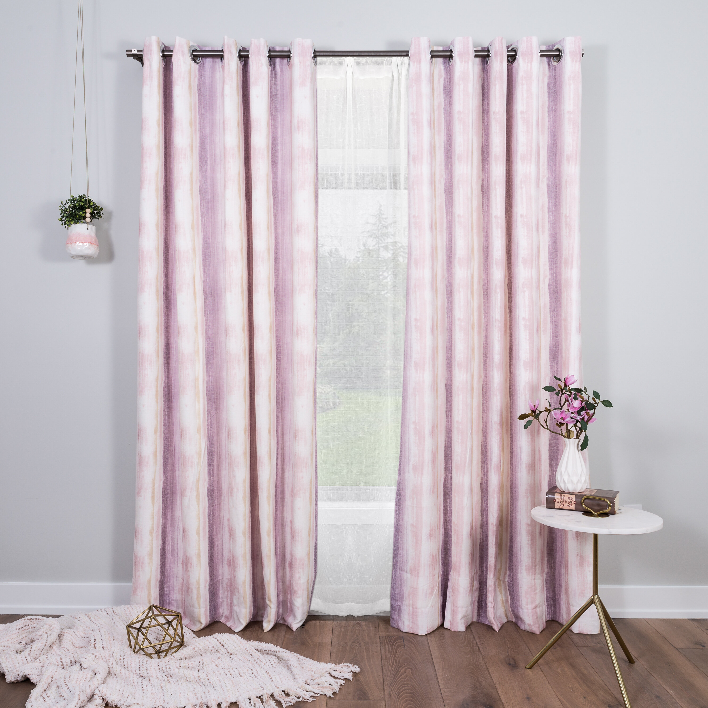 Abstract Patio Sliding Door Curtains Drapes You Ll Love In 2021 Wayfair