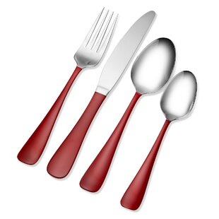 Shop For Tomodachi 16 Piece Flatware Set- Service for 4 Good purchase