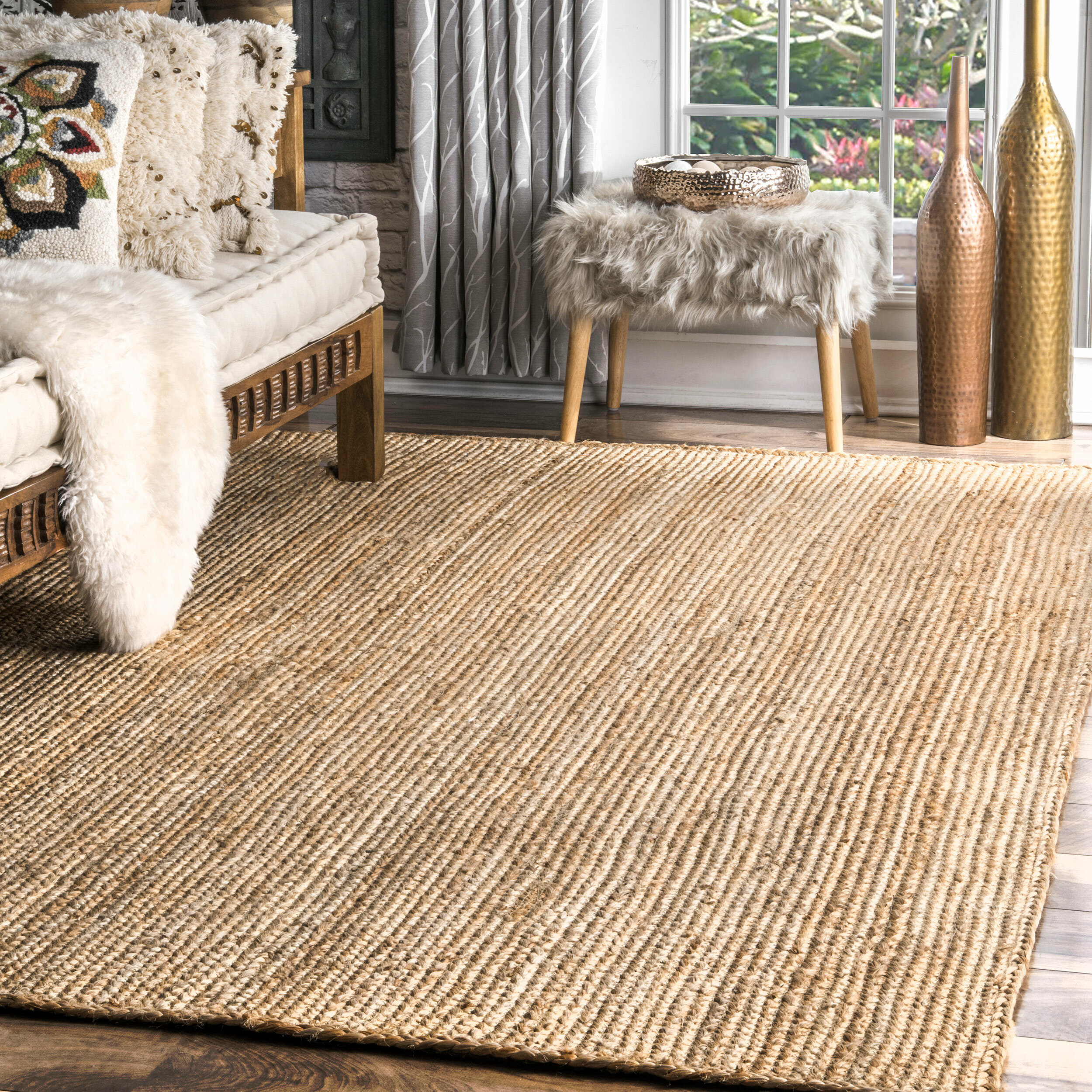 Wayfair 8 X 10 Jute Sisal Area Rugs You Ll Love In 2021