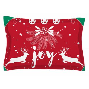 Famenxt 'Christmas Joy' Digital Sham