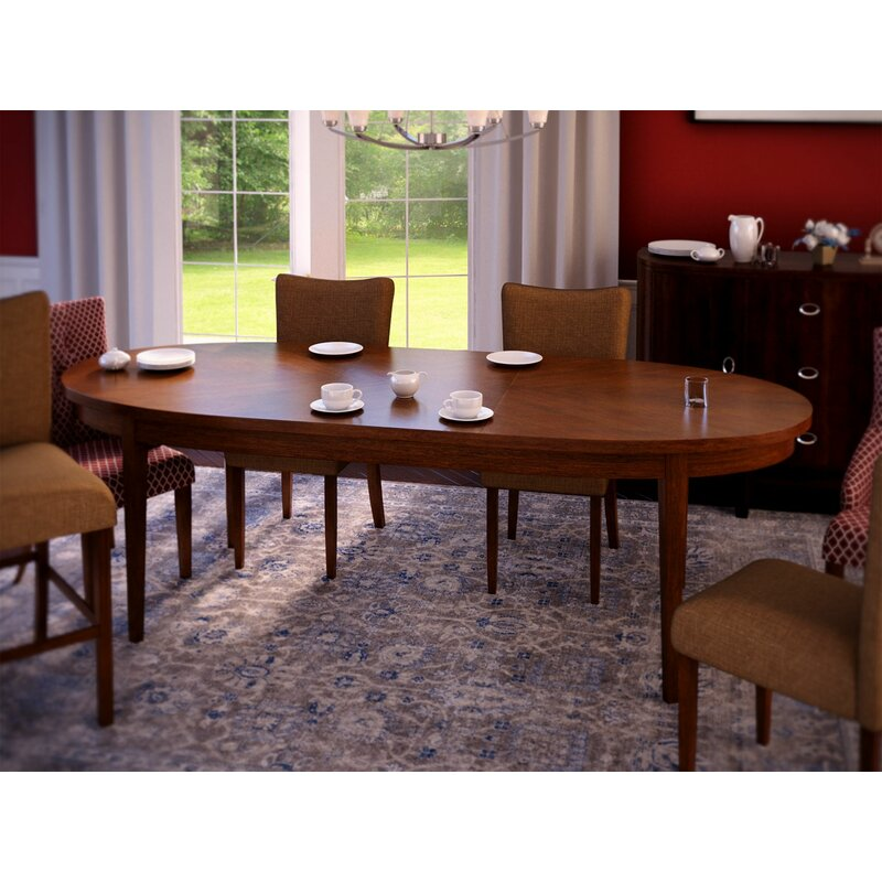 Bloomsbury Market Romane Extendable Dining Table Reviews