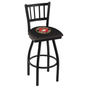 NCAA 39 Swivel Bar Stool Holland Bar Stool