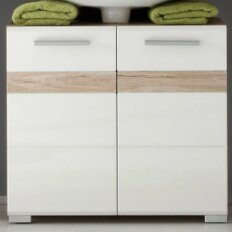 Ledford 60cm Under Sink Storage Unit By Metro Lane
