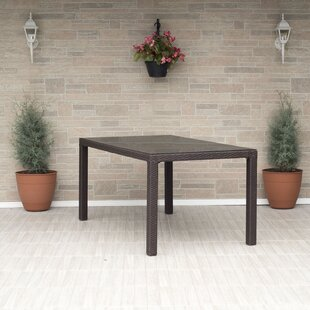 Find Penrock Liberty Rectangular Dining Table By Rosecliff Heights
