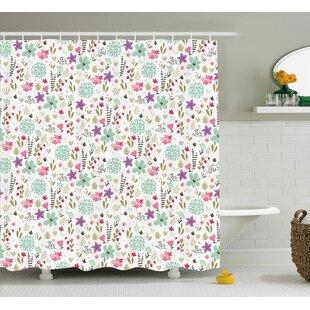 Earlene Elegance Single Shower Curtain