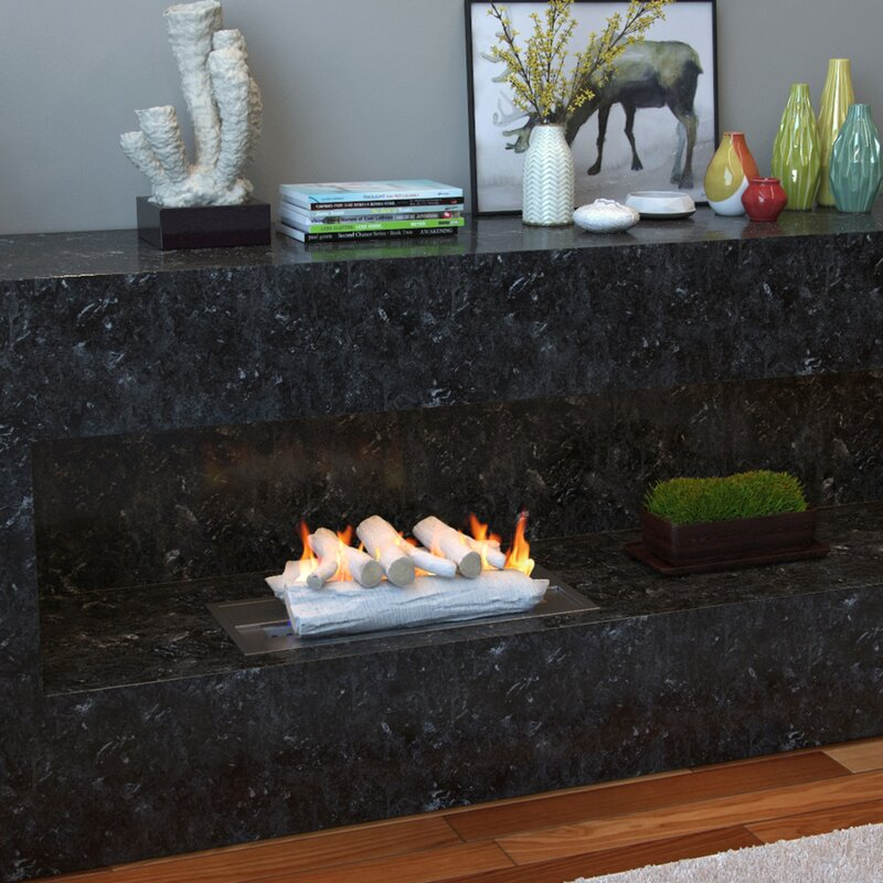 Regalflame Fireplace Gas Decorative Logs Reviews Wayfair
