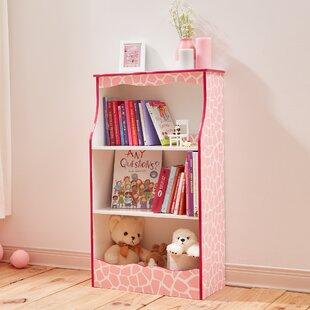 Read Reviews Teamson Kids Fashion Prints Giraffe 2-Shelf 40 Bookcase by Fantasy Fields Reviews (2019) & Buyer's Guide