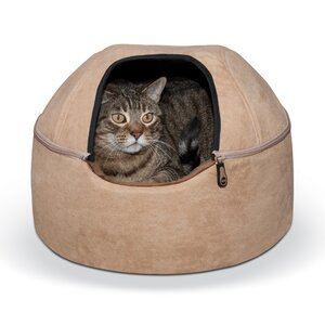 Kitty Hooded/Dome Bed