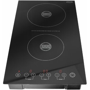 Electricals Double Induction Hob