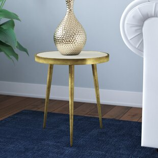 Saoirse End Table by Willa Arlo Interiors
