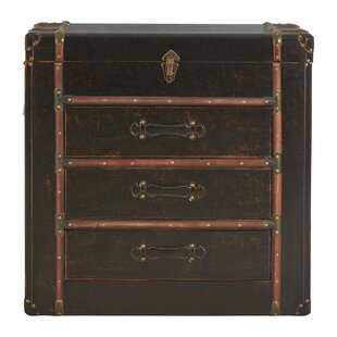 Manchester 3 Drawer Chest By Bay Isle Home