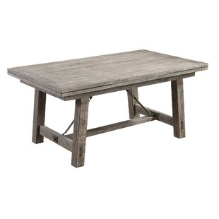 Montville Expandable Dining Table Greyleigh
