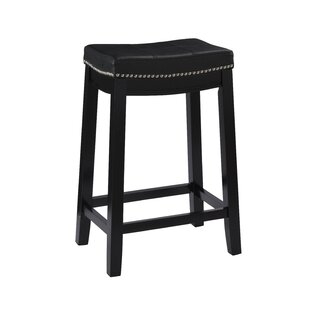 saddle seat bar stools you ll love wayfair