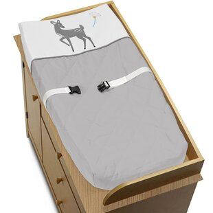 Price comparison Forest Deer Changing Pad Cover By Sweet Jojo Designs