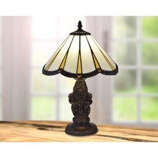 Jannie Tiffany 17 Table Lamp