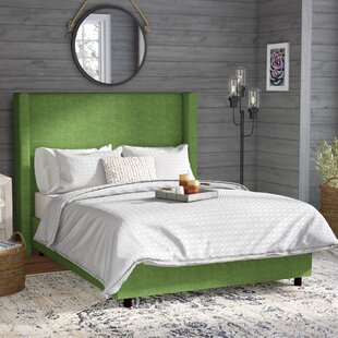 Sanford Upholstered Panel Bed