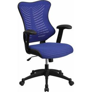 Ebern Designs Dunson High-Back Ergonomic Mesh Executive Chair