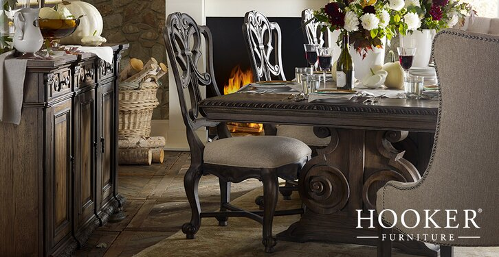 Hooker Furniture Categories Dining RoomBedroomOffice