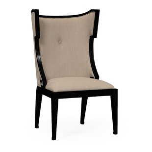 Upholstered Dining Chair by Jonathan Charles Fine Furniture Modern