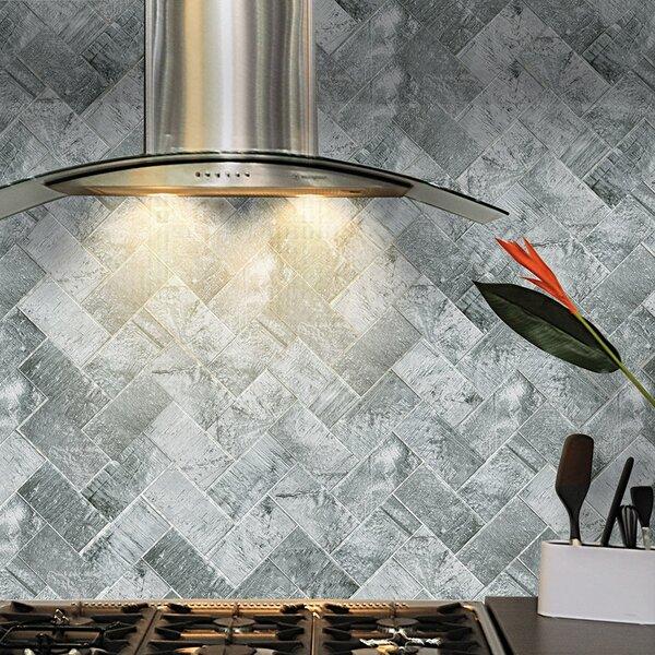 Peel Stick Backsplash Tile Up To 60 Off Through 01 19 Wayfair