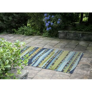 Derby Blue Indoor/Outdoor Area Rug