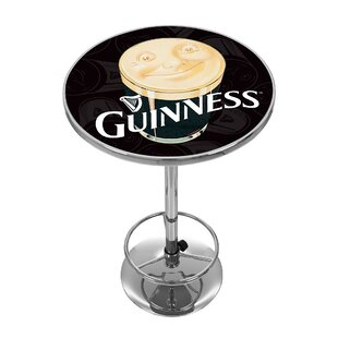 Guinness Smiling Pint Pub Table