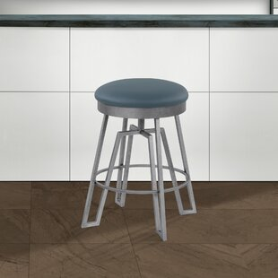 Dasilva Swivel Bar Stool 17 Stories