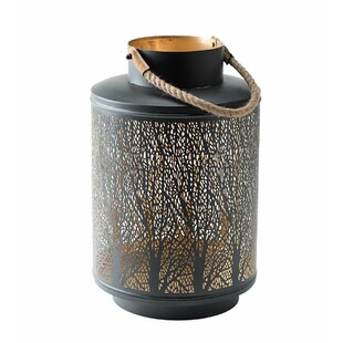 Trend Metal Lantern By Plow & Hearth