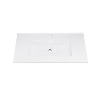 Ronbow Vento Signature 30 Single Bathroom Vanity Top Wayfair