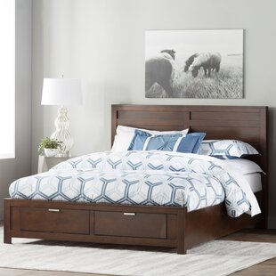 Juno Platform Bed by Mercury Row