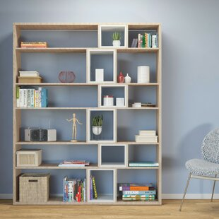 Chantrell Bookcase By Ebern Designs