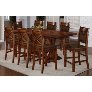 Counter Height Extendable Dining Table by..