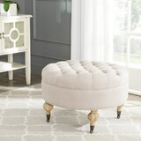 Mandy Tufted Cocktail Ottoman