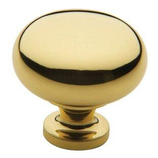 Ornamental Mushroom Knob