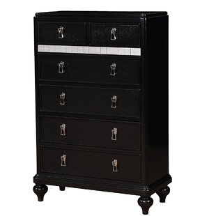 Dunwich Accent 6 Drawer Chest by House of Hampton Best Design