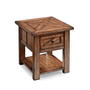 Anchusa End Table by Loon Peak