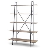 Wimberly 71.75 H x 47.375 W Metal Etagere Bookcase by 17 Stories